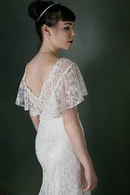 Vintage Style Wedding Dresses Vintage Inspired Wedding Dress Of The Week In Dreamy Original