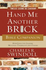 hand me another brick bible companion timeless lessons on