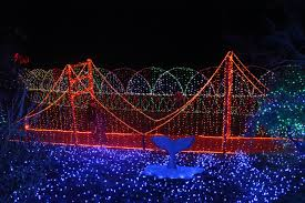 Christmas Lights Festival by Christmas Events In Cambria Visit Cambria