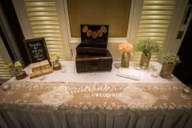 wedding gift table ideas gift table beautiful weddings