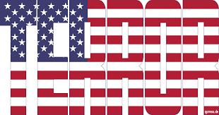 American Flag In Text Us Totalversagen Bei Ausbildung Gemäßigter Terroristen