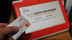 carte bancaire bureau de tabac le compte nickel un compte bancaire low cost a trouvé