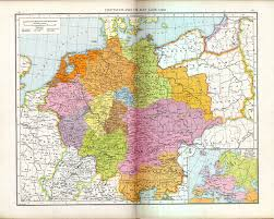 Passau Germany Map by List Of Medieval Gaue Wikipedia