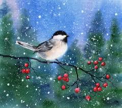 watercolor tutorial chickadee chickadee 11 watercolor 6 x 7 birds pinterest watercolor