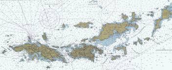 map of bvi and usvi bvi islands