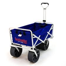 Rolling Beach Chair Cart Best Beach Carts Outerbanks Com