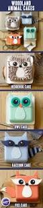 gateau anniversaire animaux les 45 meilleures images du tableau gâteaux anniversaire sur