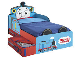Thomas The Tank Engine Bedroom Furniture by Thomas The Tank Engine Kids Toddler Bed With Underbed Storage By