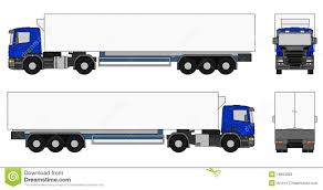 semi trailer truck royalty free stock images image 18053929