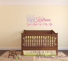 Baby Monogram Wall Decor 122 Best Bushcreative Wall Decals Images On Pinterest Vinyl Wall