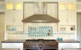 Coastal Kitchens - tile by style coastal kitchens that play it cool fireclay tile