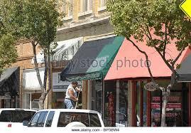 Roo Awning Storefront Awning Stock Photos U0026 Storefront Awning Stock Images
