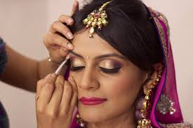 south indian bridal makeup artist