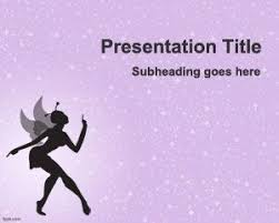 free violet powerpoint templates