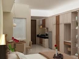 desain interior product design desain interior apartemen type studio minimalis modern