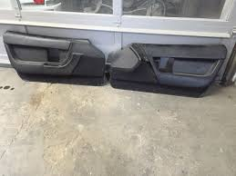 1987 corvette door panels c4 interior parts