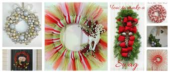 Homemade Christmas Wreaths by 10 Diy Christmas Wreaths Diy Thought