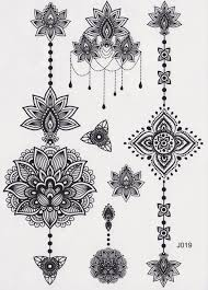 tatto ideas 2017 temporary tattoo mandala tattoo lotus tattoo