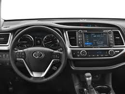 toyota highlander base price 2017 toyota highlander hybrid limited v6 awd msrp prices