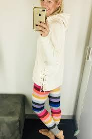gap patterned leggings loungewear eden shopping