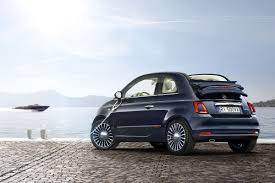 fiat convertible new fiat 500 riva edition is