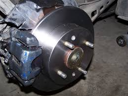 how to change rear rotors and brake pads on 5th gen accord