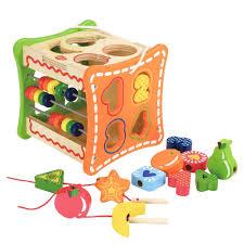 wooden toys activity cube u2013 terengganudaily com
