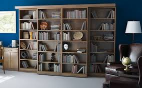 sliding bookcase murphy bed wall bed factory makes these sliding bookcase doors to conceal a