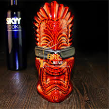 aliexpress com buy tiki bar decor limited edition tiki mug