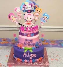 lalaloopsy cake topper birthday decoration adianezh on artfire