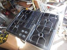 jenn air gas cooktops with burner ebay