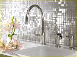 stainless steel tiles for kitchen backsplash beautiful liked the