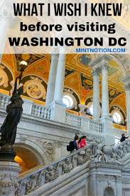 Washington Dc Sightseeing Map by Things To Know Before You Visit Washington Dc Museums Honeymoon