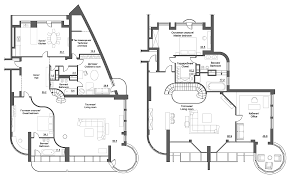 luxury apartments plan