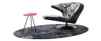 design armchair parabolica by leolux