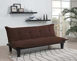 Futon Coffee Table Dhp Lodge Convertible Futon Bed With Microfiber