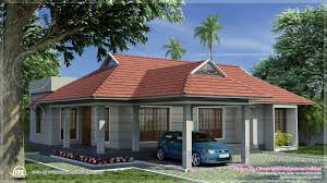 single storey kerala style traditional villa in 2000 sq ft house