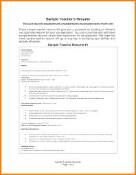 Job Application Resume Format by Teacher Post Resume Resume For Your Job Application