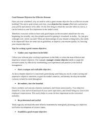 effective resumes tips well suited writing an effective resume 12 resume exles write