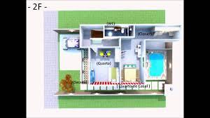 Sweet Home 3d Floor Plans by Sobrado Com Piscina Sweet Home 3d Youtube