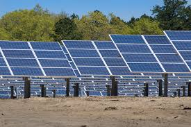 why is it to solar panels puts 30 tariff on imported solar cells and modules ars