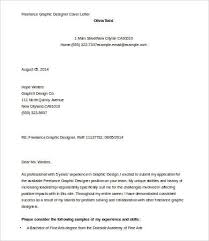 graphic designer cover letter template 5 free word documents