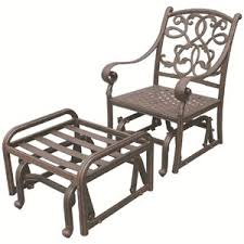 Outdoor Single Glider Chair Outdoor Rocking Chairs