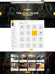 web templates website templates directory listing website theme 10 miscellaneous premium psd website templates