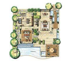 villa house plans house for sale by owner watergarden villa pool garden bali style