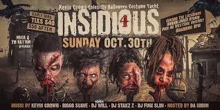 insidious 4 halloween costume yacht party tickets sun oct 30