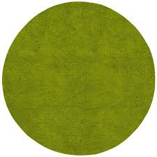 10 Round Rug by Artistic Weavers Cambridge Lime Green 10 Ft Round Area Rug