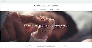 Photographers Websites 15 Maternity And Newborn Photographers With Stunning Websites