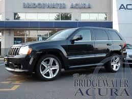 srt8 jeep turbo pre owned 2008 jeep grand cherokee srt8 suv in bridgewater p6801s