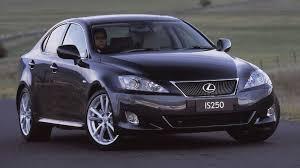 lexus car is 250 all new lexus is250 launched in australia motor1 com photos